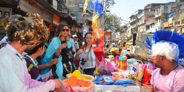 Holi Photography Tour
