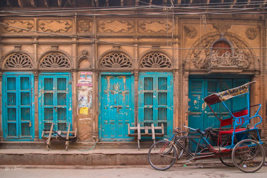 A old beautiful house in Old Delhi