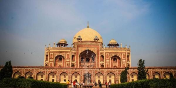 India photo tours monuments