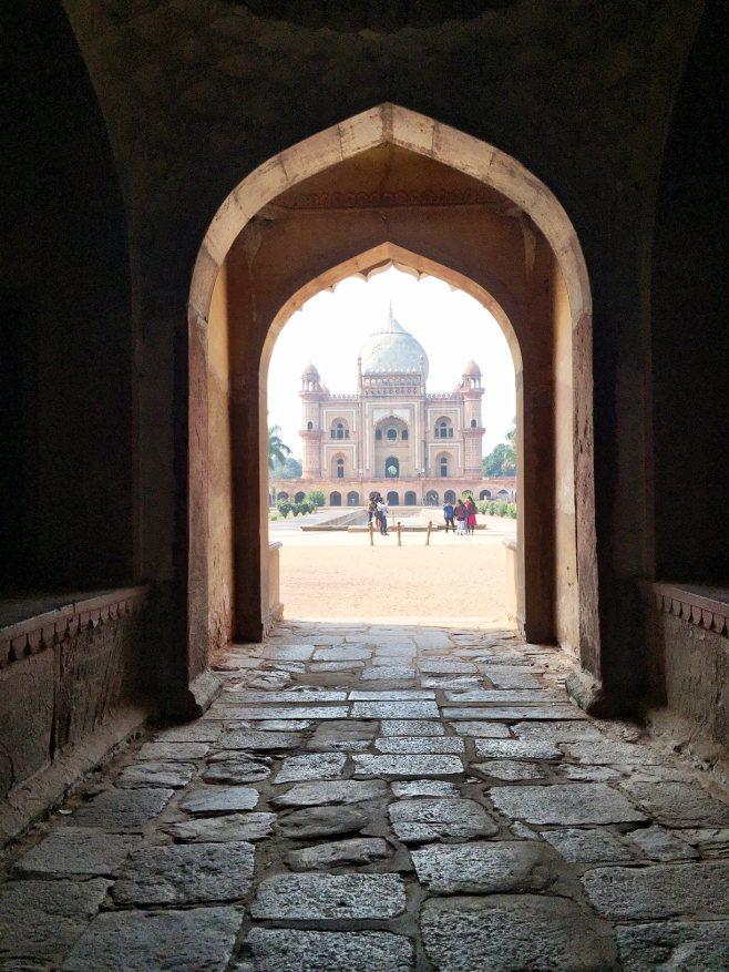 New Delhi monuments photo tour Sarah Kennedy